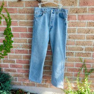 LEVI'S (NEW) 501's men's jeans w34 L34